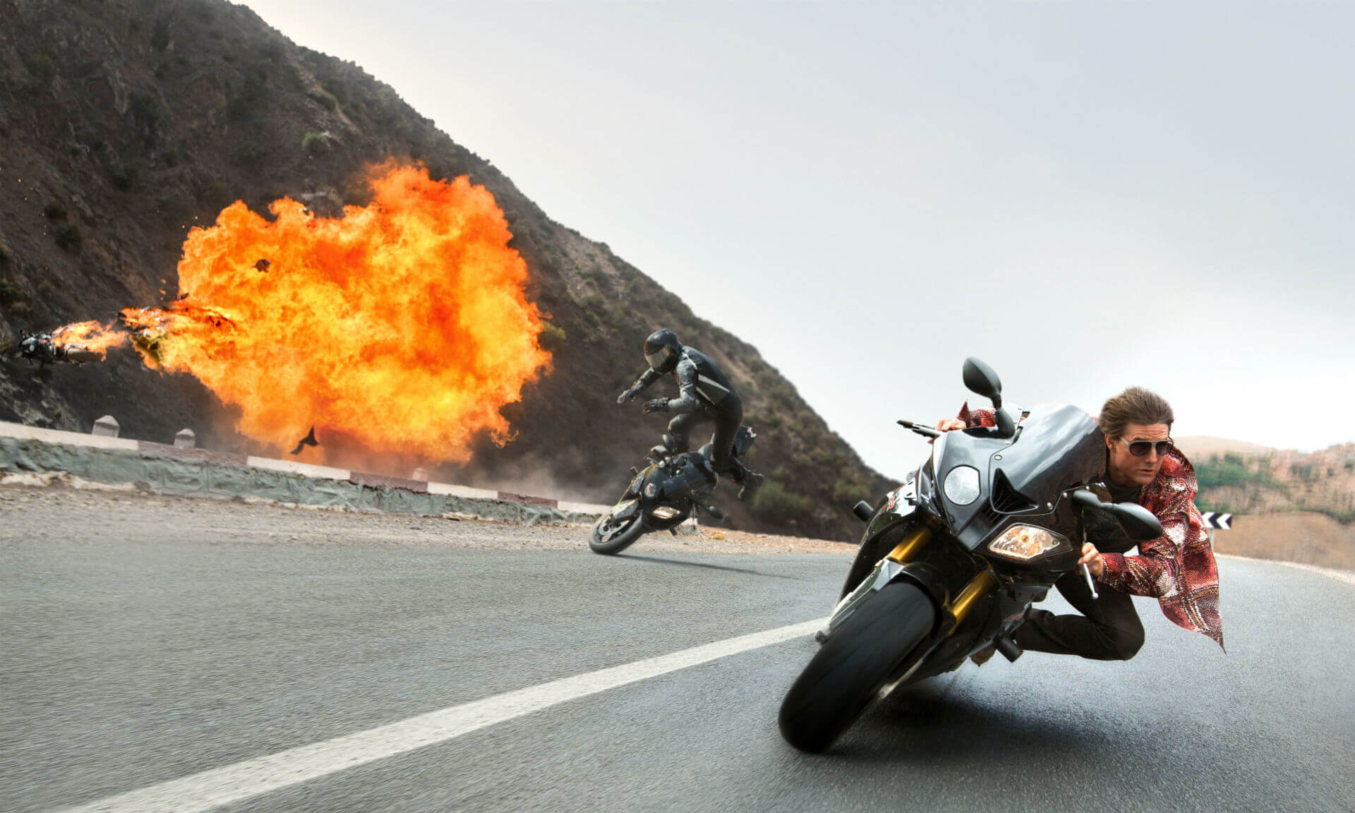 'Mission Impossible'